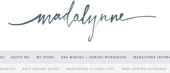 fashion sewing blog