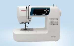 janome 2030qdc-b review